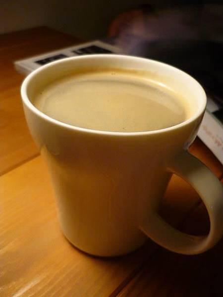 烤榛果美式咖啡