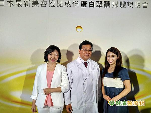 日本醫學博士阿部馨表示,蛋白聚醣具有優於玻尿酸的高保水力,可協助生成膠原蛋白及玻尿酸。