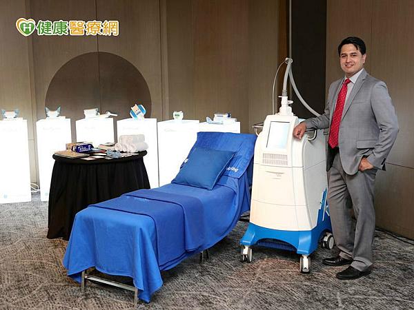 迎接凍脂體雕新格局 美國大廠攜手台灣名醫秀新機