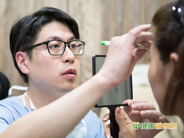 蔡明峰醫師呼籲,手術前與手術醫師徹底溝通、詳細討論、評估是達成預期效果中最重要一環。