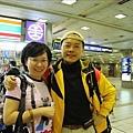 週五晚上台北火車站東三門集合