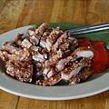紅燒肉是招牌名菜,不沾醬就很有味道