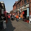 老街上除了幾家三峽在地老店之外,大部分都是外地來的店家