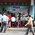 山泉水手工豆花是人氣名店,在民生街149號