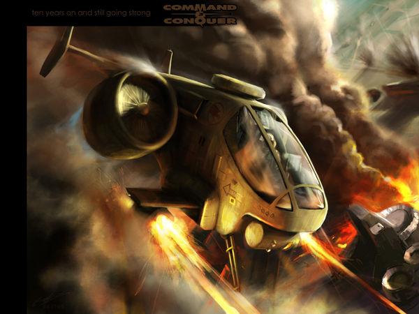 GDI王牌戰機-Orca