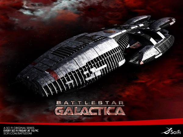 BSG-battlestar galactica