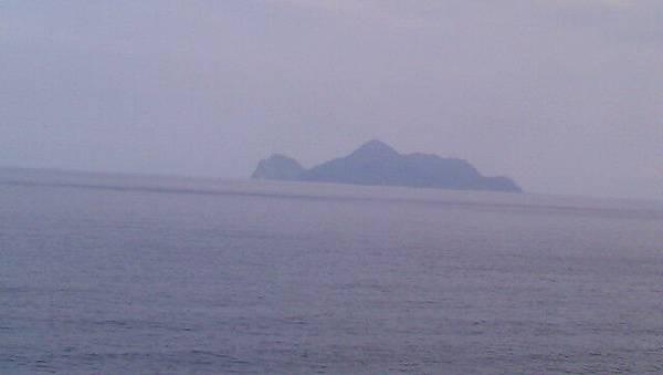 石城->大里站間(龜山島)