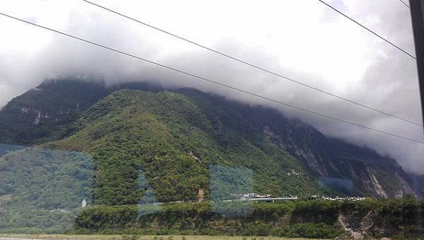 立霧溪口(霧下山)