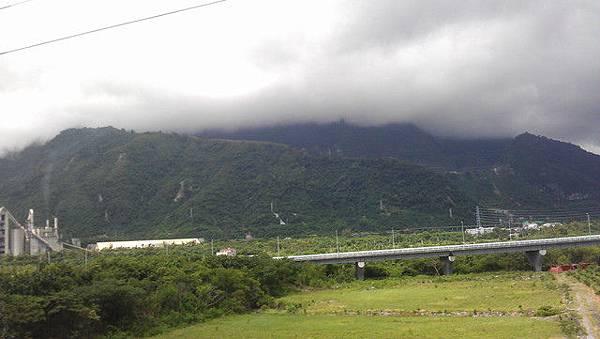 立霧溪口(古呂社山)