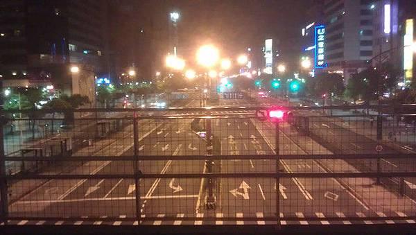 北市中華路開封街口天橋