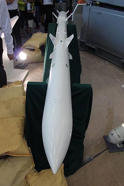 天劍二型防空飛彈