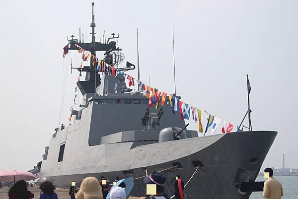 拉法葉級巡防艦(西寧號)
