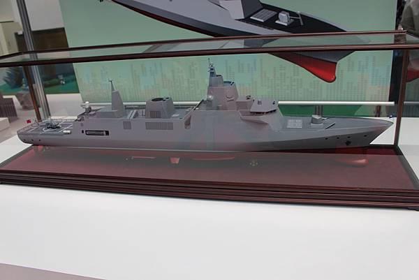 新一代飛彈巡防艦