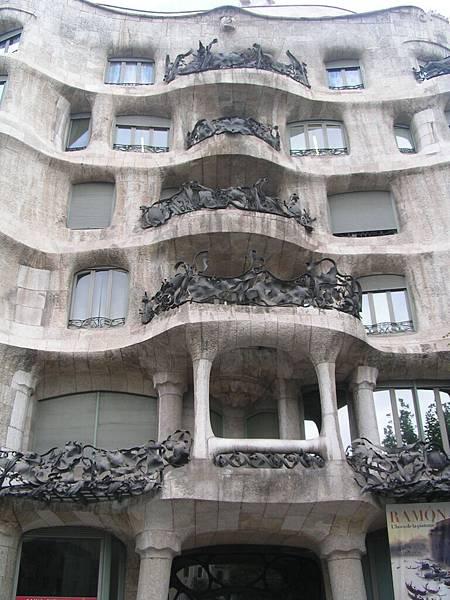 高第的建築