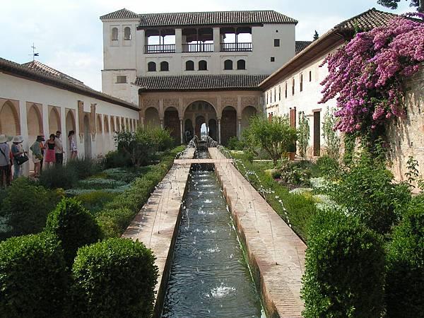 阿爾罕布拉宮