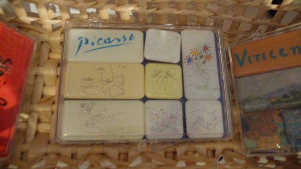 Picasso's mini magnets