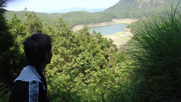 翠峰湖 & Sho