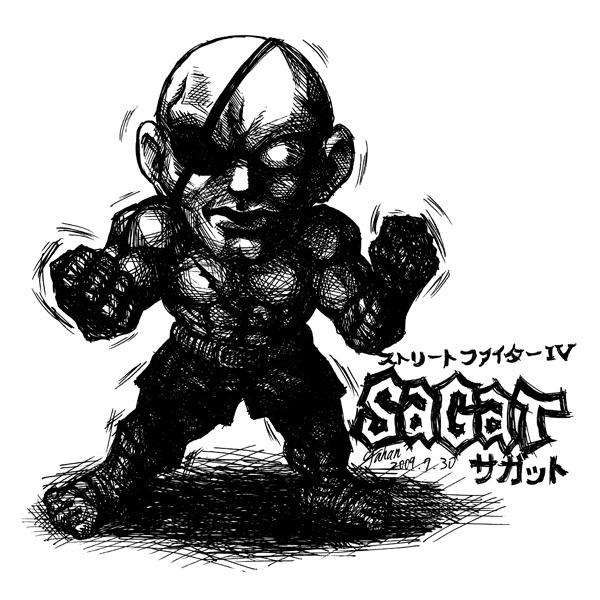 SAGAT [SFIV]