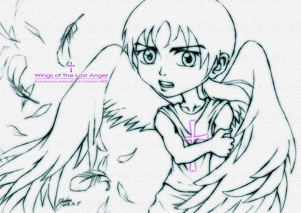 失落的天使之翼 Style-2