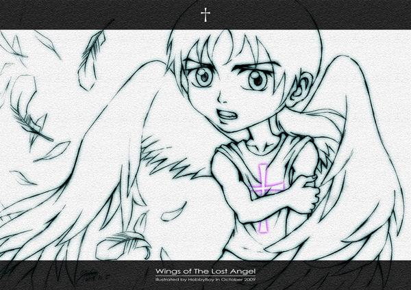 失落的天使之翼 Style-1