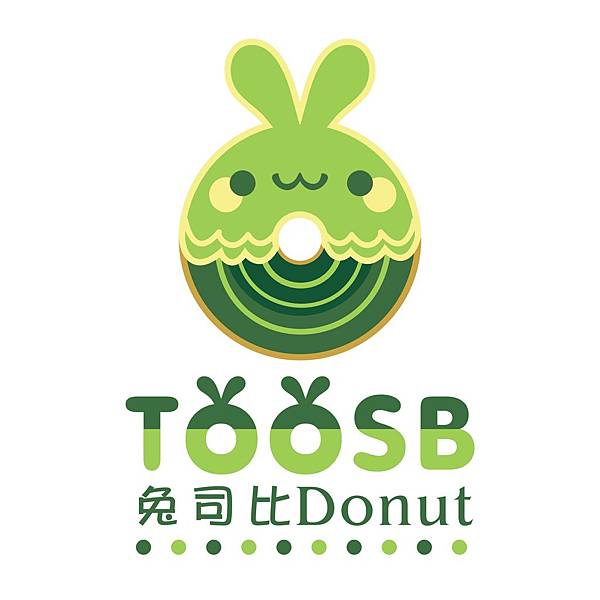 【TOOSB兔司比-Donut甜甜圈】-抹茶起司口味.JPG