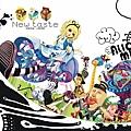 ★【Alice misA 心夢品牌英式奶茶-包裝設計】By Hoelex浩理斯宣傳新口味海報A(改)
