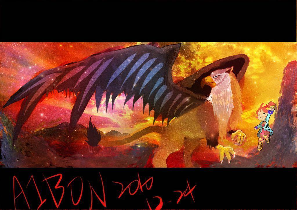 【希臘神怪★Greece spirit】- Griffon正義獅鷲獸 - aibon.jpg