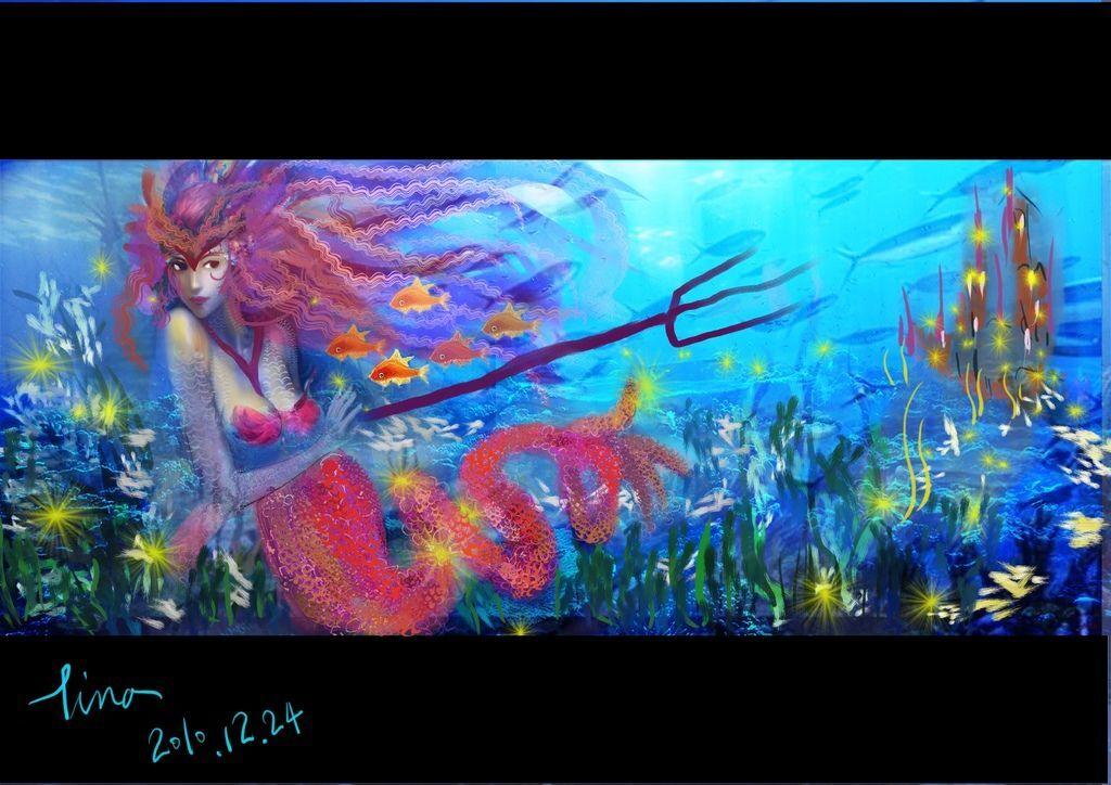 【希臘神怪★Greece spirit】- Nixie金髮人魚水妖 -TINE.01.jpg