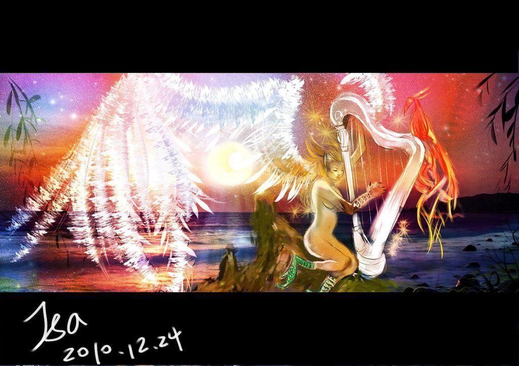 【希臘神怪★Greece spirit】- Harpy羽翼聖女 - Isa.08.JPG.jpg