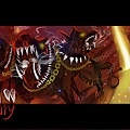 【希臘神怪★Greece spirit】-Cerberus-地獄三頭犬-賴盈琇.JPG