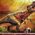 侏儸紀世界Jurassic Park-霸王龍Tyrannosaurus-hoelex12.jpg