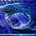 侏儸紀世界Jurassic Park-滄龍Mosasaurus-hoelex16.jpg