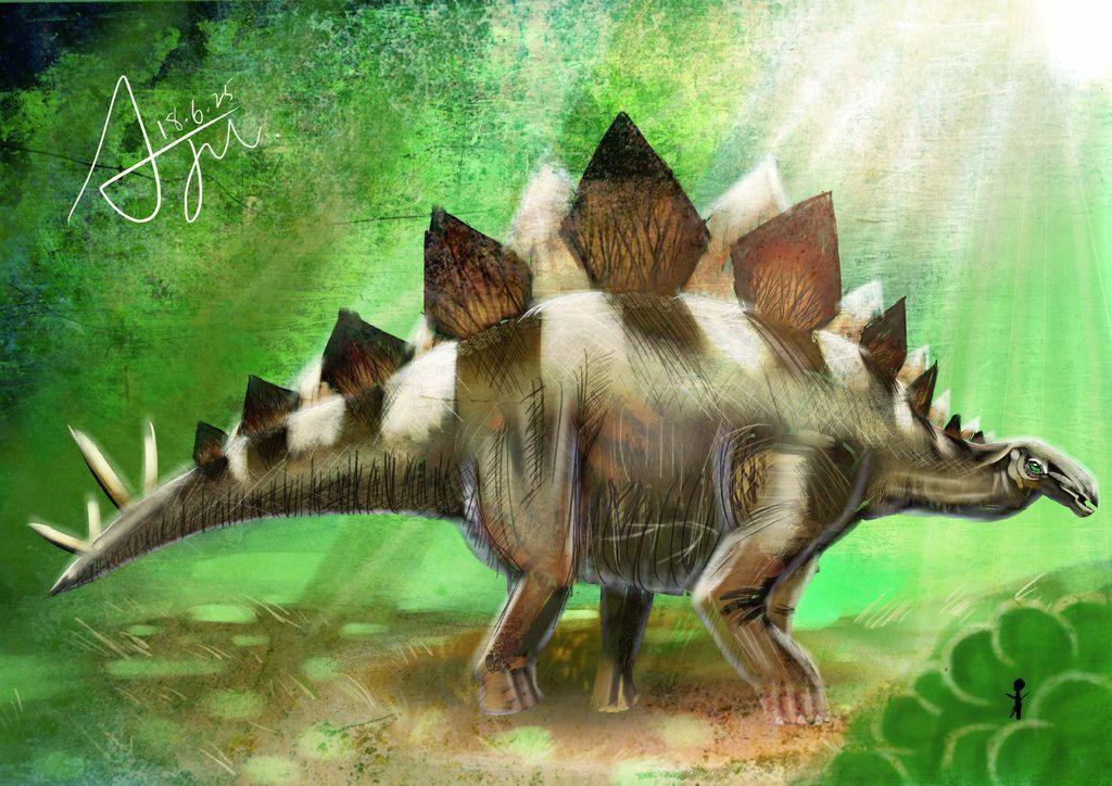 侏儸紀世界Jurassic Park-劍龍-廖唯竣(完稿).jpg
