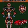 Transformers 變形金剛-Ferrari 599 GTB-張雅惠(Sisley).JPG