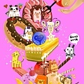 Summer ice Dessert 夏日冰甜點(二)蘋果季.JPG