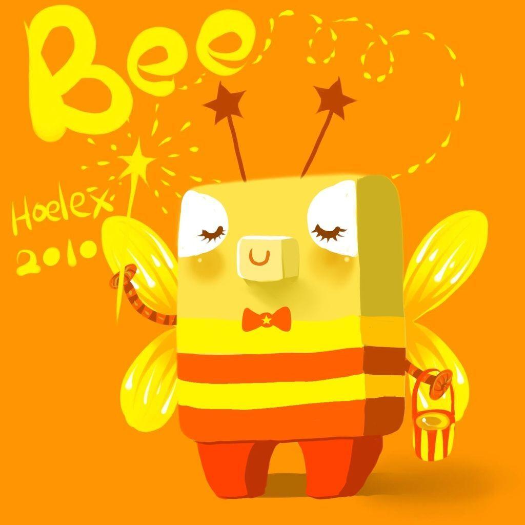 DODO方塊Bee小蜜蜂花蜜(蜂蜂).jpg