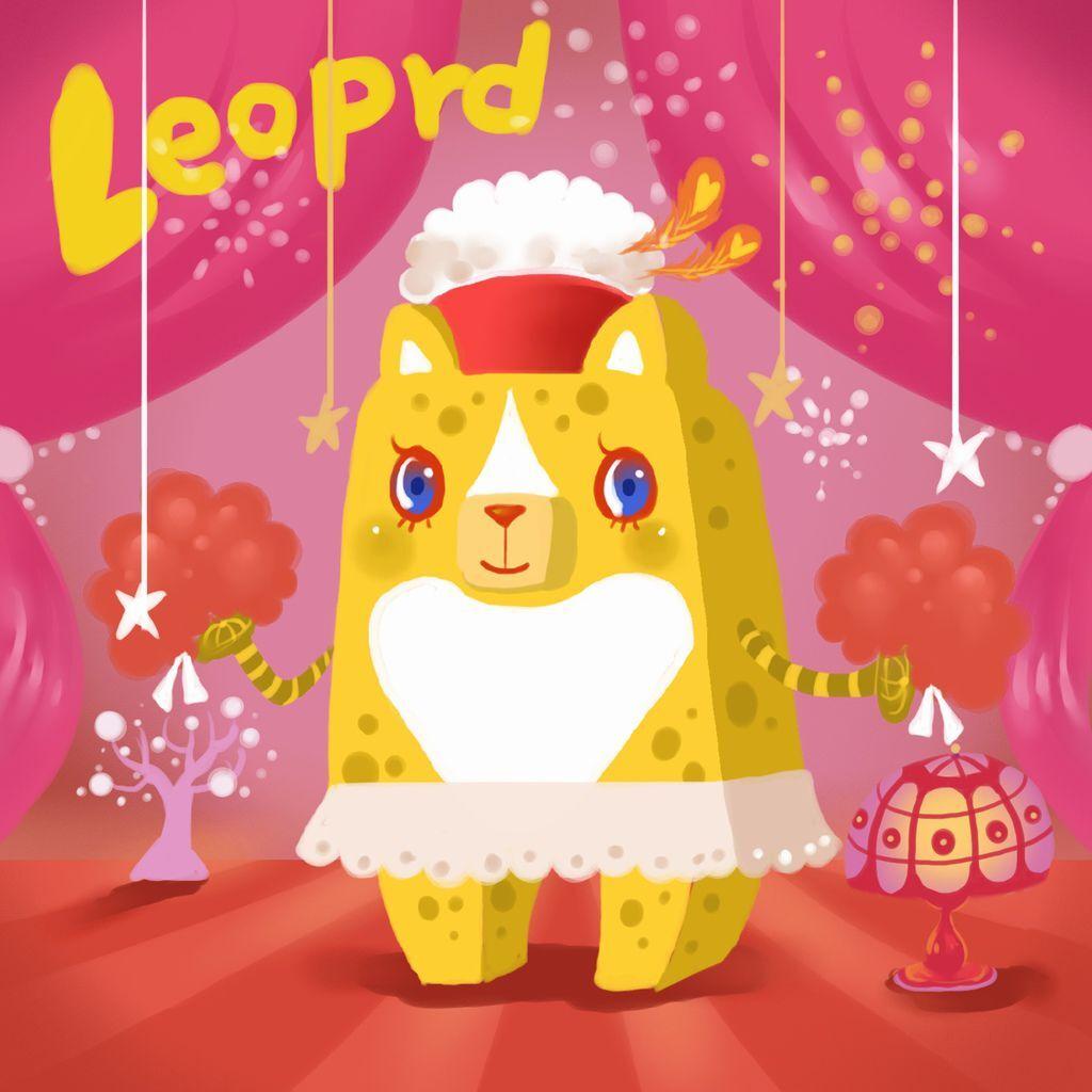 DODO方塊Leoprd貴婦豹女郎(豹豹).(背景)PSD.JPG