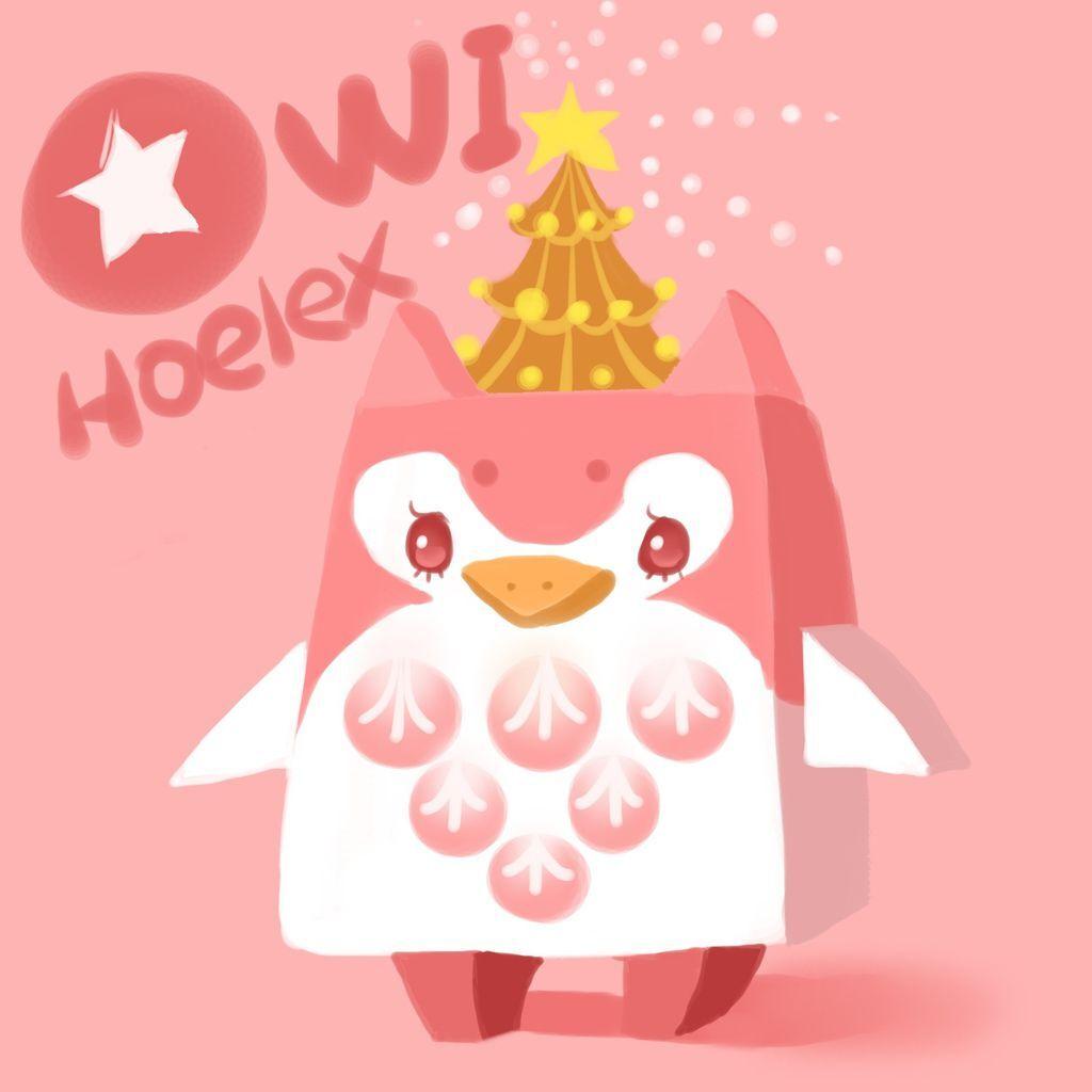 DODO方塊Owl 聖誕樹貓頭鷹(烏烏).jpg