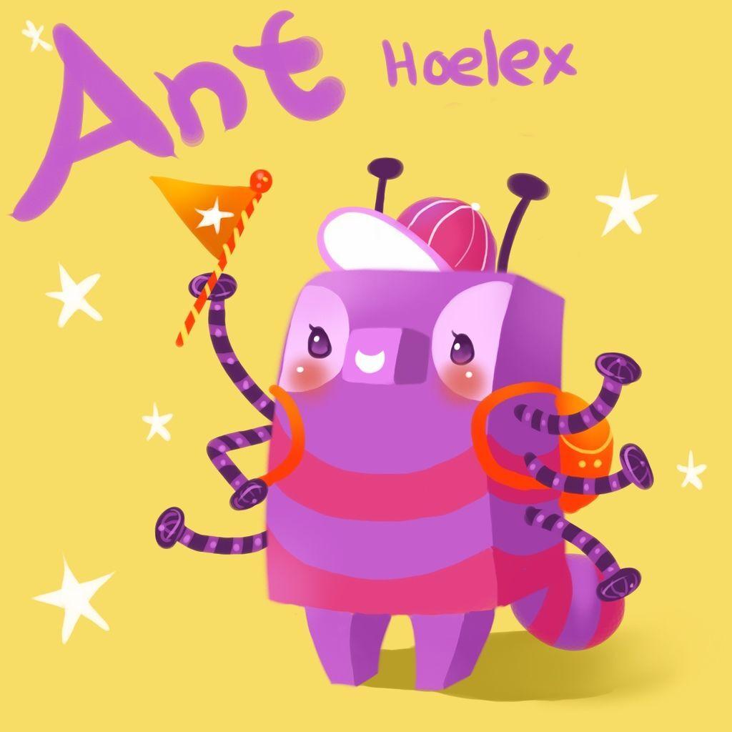 DODO方塊-Ant登山小螞蟻(蟻蟻)-HOELEX.jpg