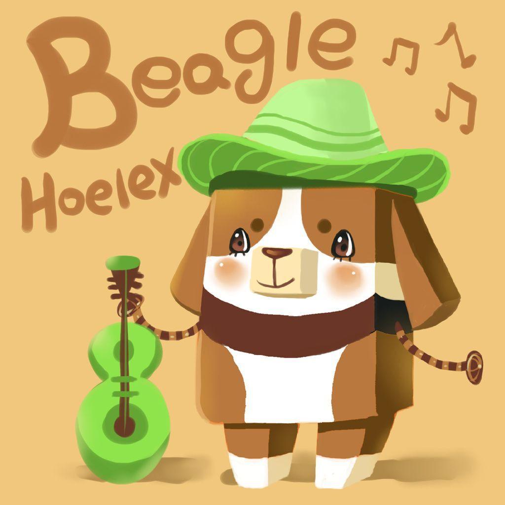 DODO方塊Beagle米格魯(魯魯).JPG