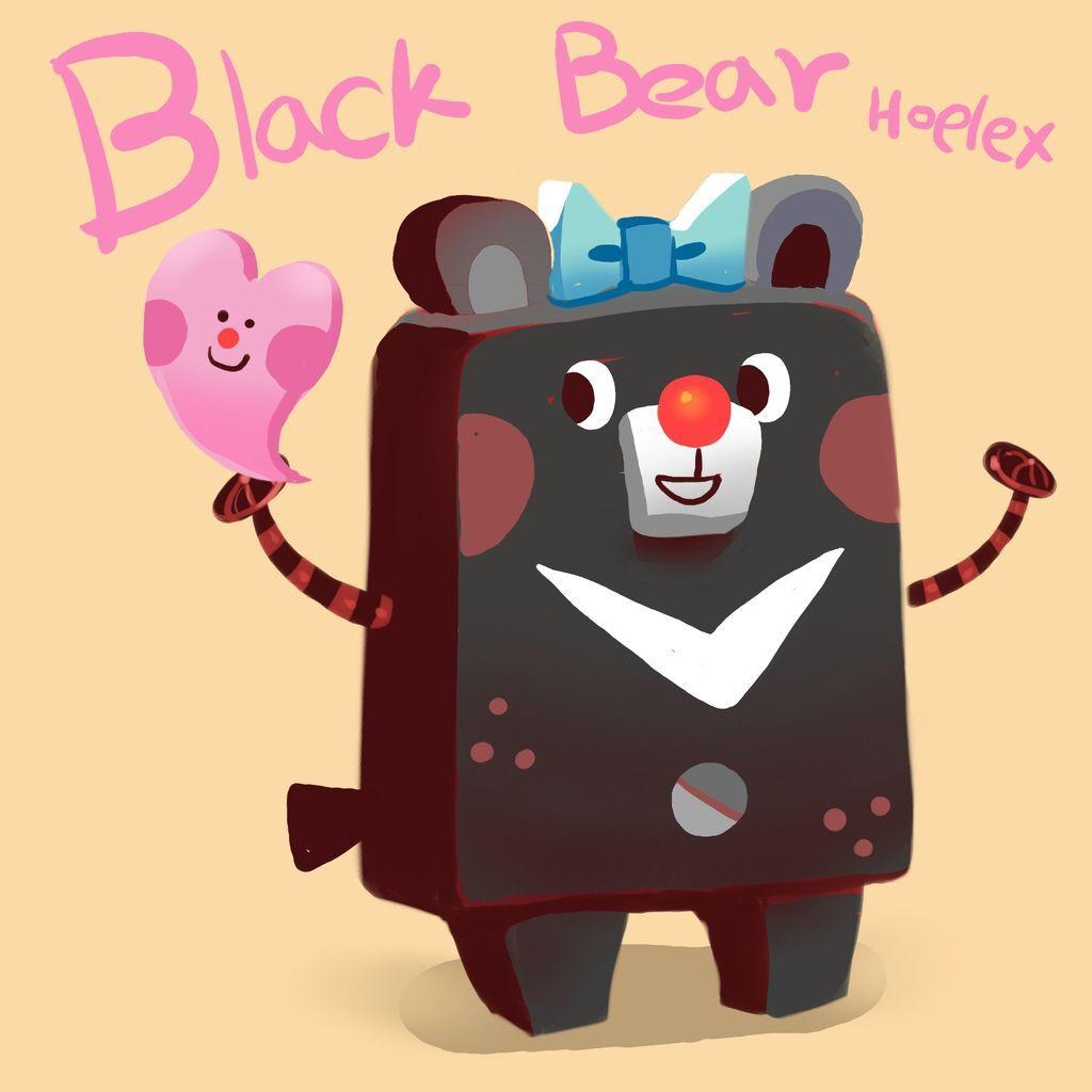 DODO方塊Black Bear 希望黑熊.jpg