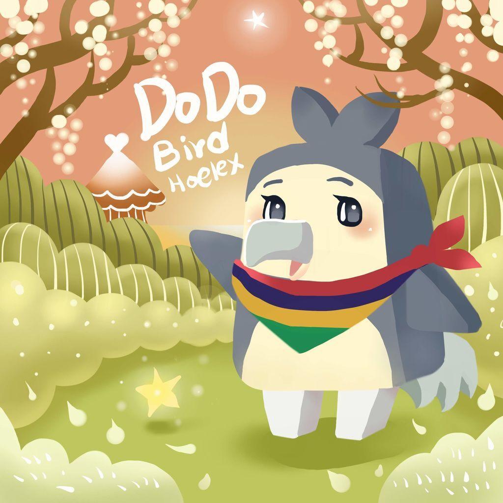 DODO方塊DoDo Bird 豆豆鳥(豆豆)(背景)06.jpg