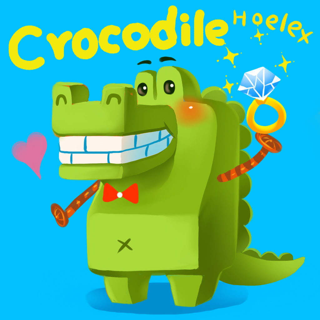 DODO方塊Crocodile鑽石鱷魚(鱷鱷).jpg
