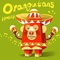 DODO方塊-Orangutans墨西紅猩猩-HOELEX.JPG