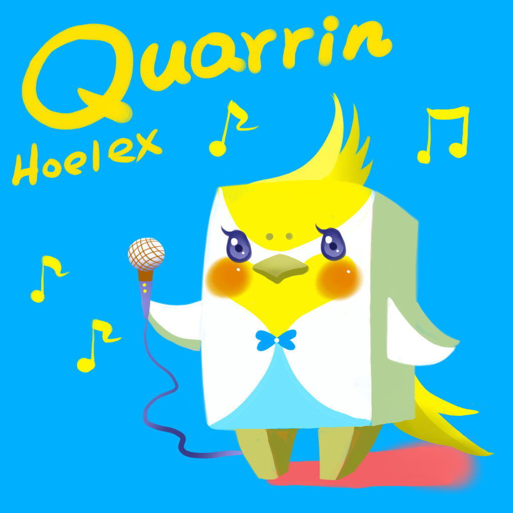 DODO方塊-Quarrion玄鳳歌手-HOELEX.jpg
