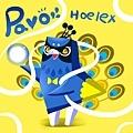 DODO方塊-Pavo孔雀舞孃-HOELEX.jpg