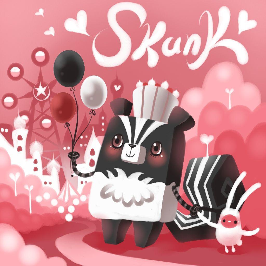 DODO方塊Skunk鼬鼠(鼬鼬)(背景).JPG