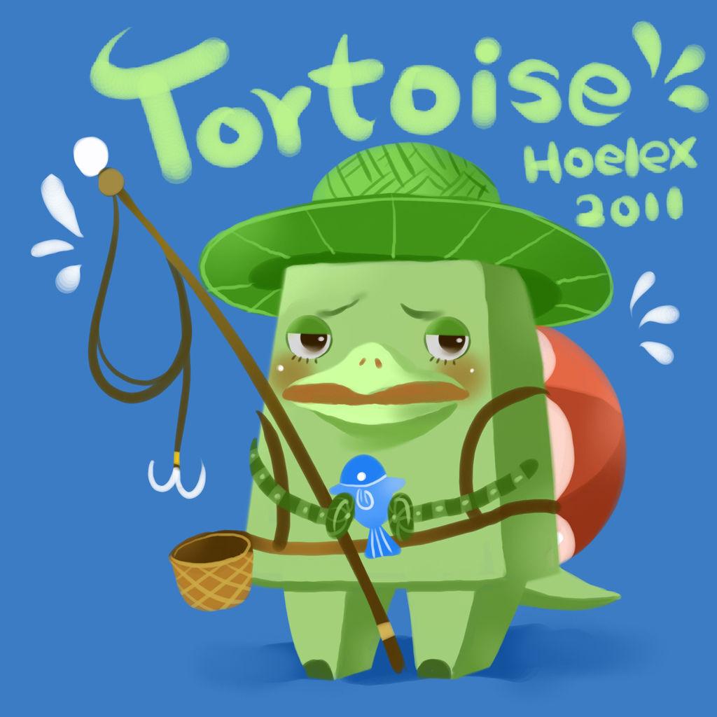DODO方塊Tortoise仙旅烏龜(龜龜)-HOELEX.JPG