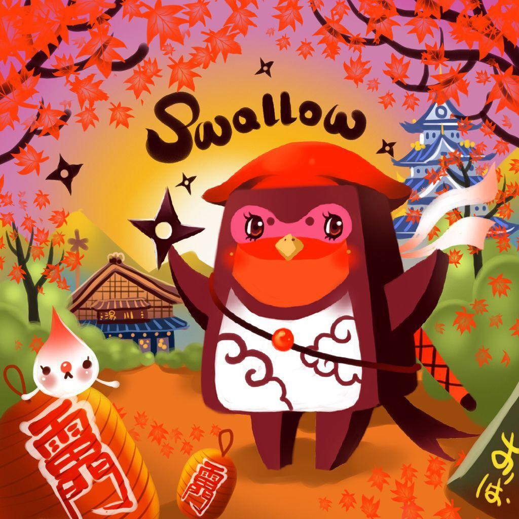 DODO方塊-Swallow燕子忍者派-HOELEX(背景).JPG