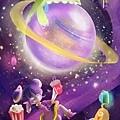 Universe Star 宇宙星球 - saturn土星-林宣妤6.jpg